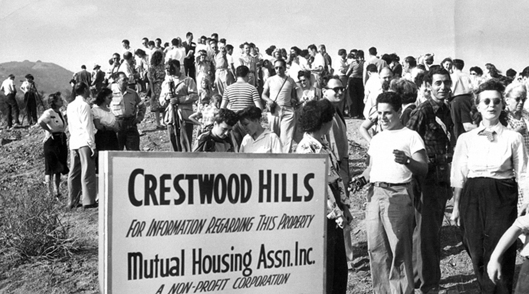 Crestwood Hills Mutual Housing Association